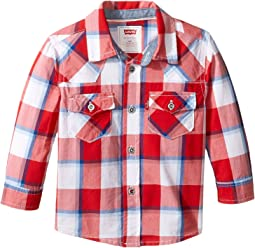 Barstow Western Plaid Shirt (Infant)