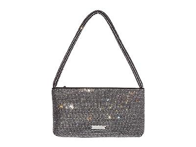 Loeffler Randall Marleigh Beaded Baguette Bag (Diamante) Handbags