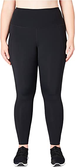 Flashflex Plus Size High-Waisted Run Leggings