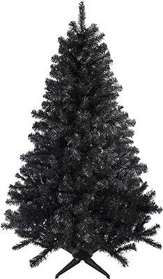 Amazon.com: Northlight 7' Black Colorado Spruce Artificial ...