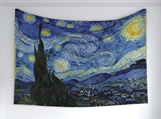 starry night fabric