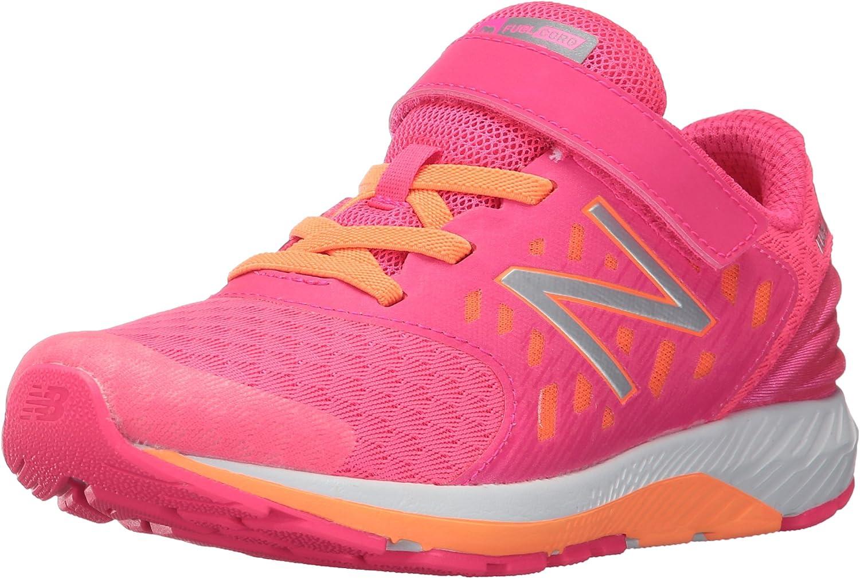 New Balance Unisex-Child Urge V2 Hook and Loop Road Running Shoe