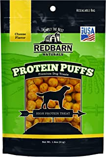Redbarn Protein Puffs for Dogs (Various Flavors)