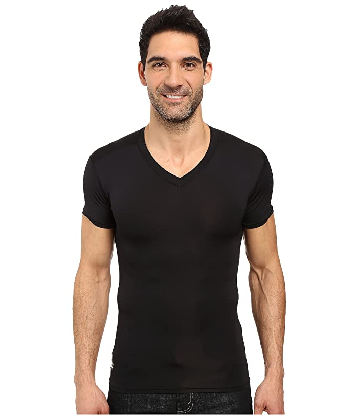 4be3db100be9 Under Armour UA Tac Heat Gear Compression V-Neck | Zappos.com