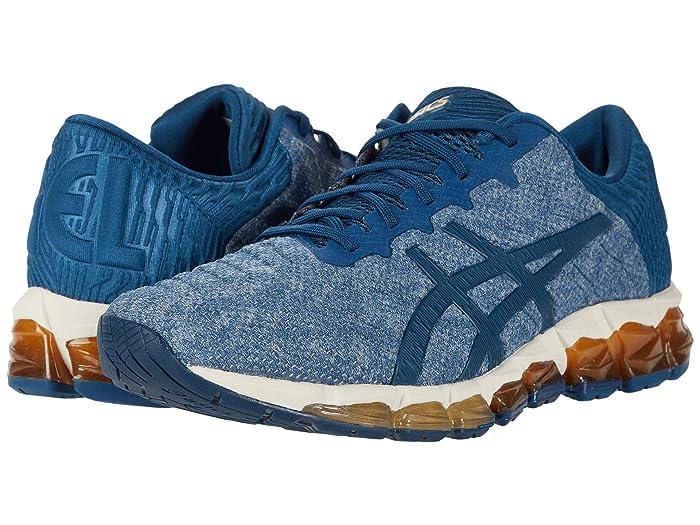 ASICS  GEL-Quantum 360 5 (Mako Blue/Mako Blue) Mens Running Shoes