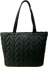Kate Spade Ellie Large Tote Black Nylon Women's Handbag