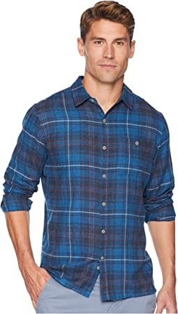 Kurt Long Sleeve Flannel