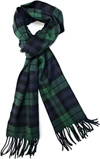 Calvia Cashmere Feel Scarf - Super Soft & Warm for Winter - Elegant Looks for Women & Men