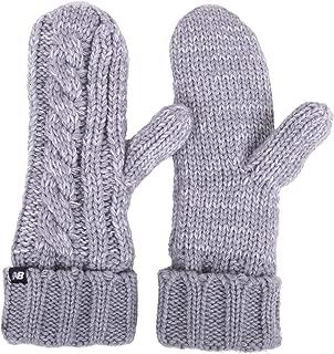 New Balance Women's Knit Winter Mittens