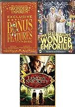 Tantalizing Toy Shop of Mr. Magorium's Wonder Emporium Bonus Special Features Magical DVD Set Classic Family Fantasy Movie Lemony Snicket's Series of Unfortunate Events Feature