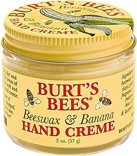 バーツビーの蜜蝋&バナナハンドクリーム57グラム (Burt's Bees) - Burt's Bees Beeswax & Banana Hand Creme 57g [並行輸入品]