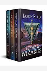 The Forlorn Dagger Trilogy Box Set: Thieves and Wizards, Pirates and Wizards, Dwarves and Wizards Kindle Edition