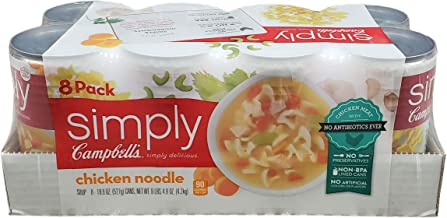 Best campbell's simply soup Reviews