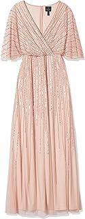 Women's Sequin V Neck Dress