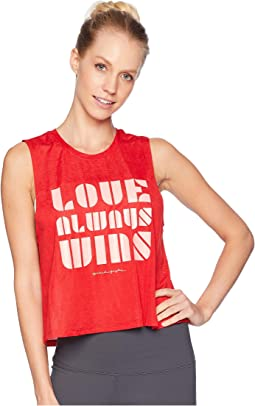 Luv Active Crop Tank