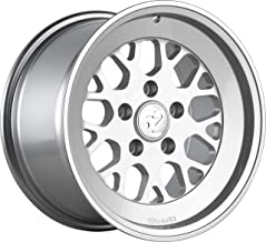Fifteen52 FF01 Speed Silver Wheel with Painted (16 x 8. inches /5 x 120 mm, 20 mm Offset)