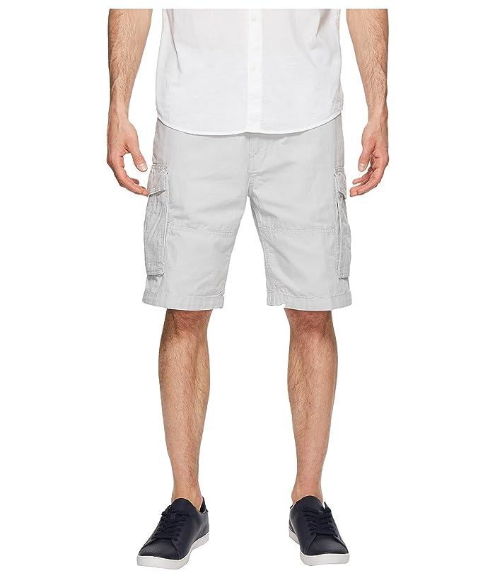 Nautica Ripstop Cargo Shorts (Pelican) Men