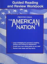 American Nation : Guided Reading and Review WORKBOOK