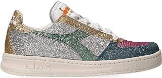 DIADORA HERITAGE Women's 20117475290001 Multicolor Glitter Sneakers