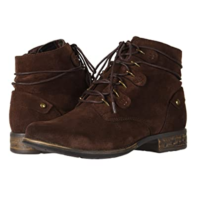 Earth Boone (Bark Suede) Women