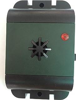 comprar comparacion ISOTRONIC® Defensa de Palomas, Espantapájaro para el balcón, Alimentado por batería, Protección por ultrasonido y con Alto...
