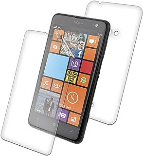 ZAGG invisibleSHIELD® ORIGINAL skyddsfolie för Nokia Lumia 625 – Full Body (skärm & baksida)