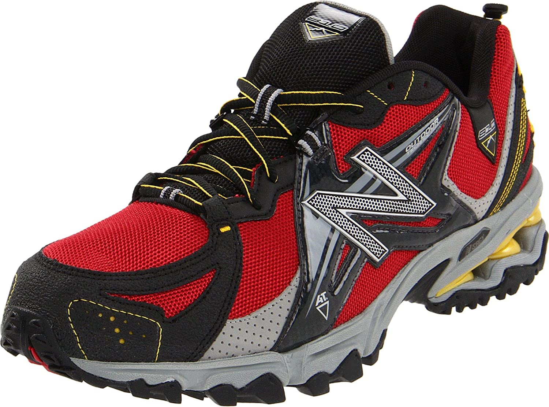 Amazon.com | New Balance Men's MT810-M Trail Running Shoe | Trail ...