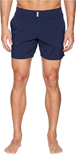 Merise Solid Swim Trunk