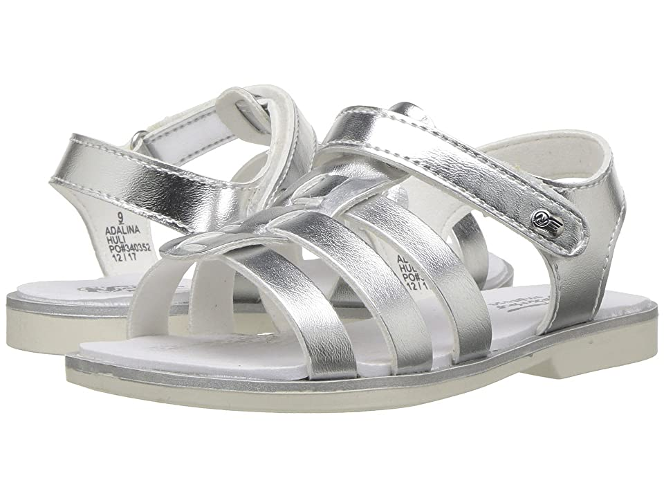 Naturino Express Adalina (Silver) Girls Shoes