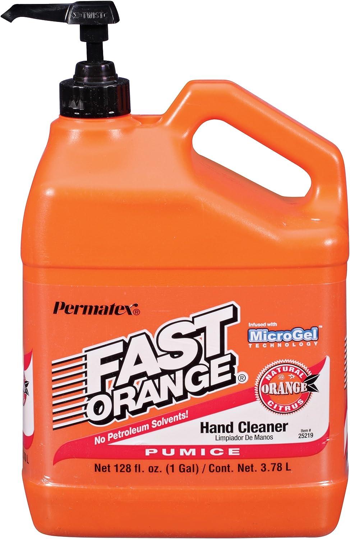 Permatex  25219 Fast Orange Pumice Hand Cleaner $9.99 Coupon