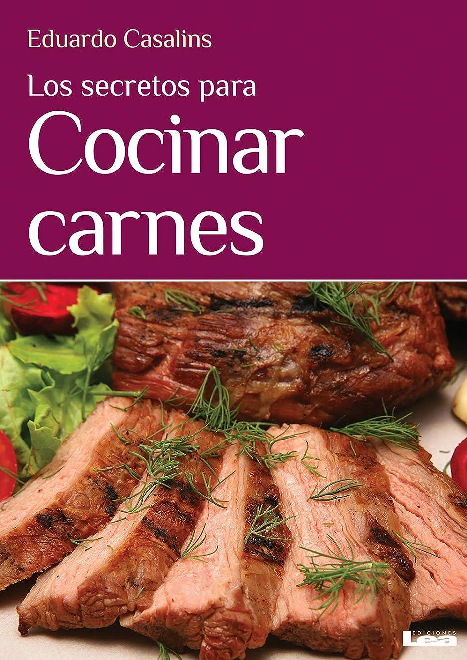 Los secretos para cocinar carnes (Spanish Edition)