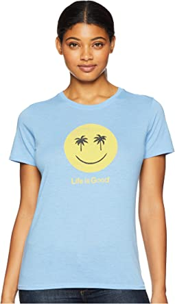 Smiley Palms Cool T-Shirt