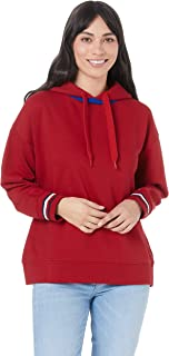 Tommy Hilfiger Women's Signature Tape Hoody