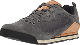 Men's Burnt Rock Travel Suede Hiking Shoe