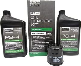 Polaris PS-4 Oil Filter Change Kit Sportsman ATV Ranger