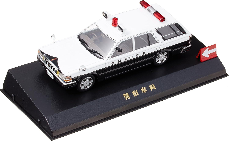 DIECAST MODEL CAR  Y30 CEDRIC VAN [Traffic Accident Clearance Car]