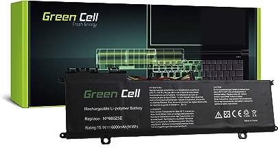Green Cell Laptop Akku f r Samsung NP870Z5E-X03DE NP870Z5E-X03IT NP870Z5E-X04 NP870Z5E-X04DE NP870Z5E-X04IT NP870Z5G NP870Z5G-S01 Li-Polymer Zellen 6000mAh Schätzpreis : 74,95 €