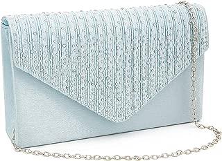 Best light blue evening bag Reviews