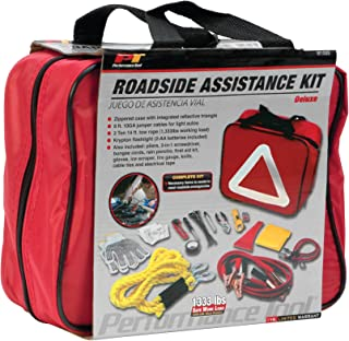 Performance Tool Wilmar W1555 Deluxe Roadside Assistance Kit