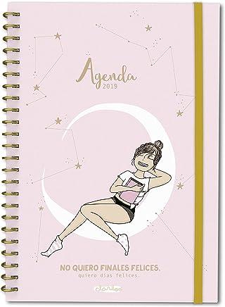 Amazon.es: agendas 2019 - 10 - 20 EUR / Hogar, manualidades ...