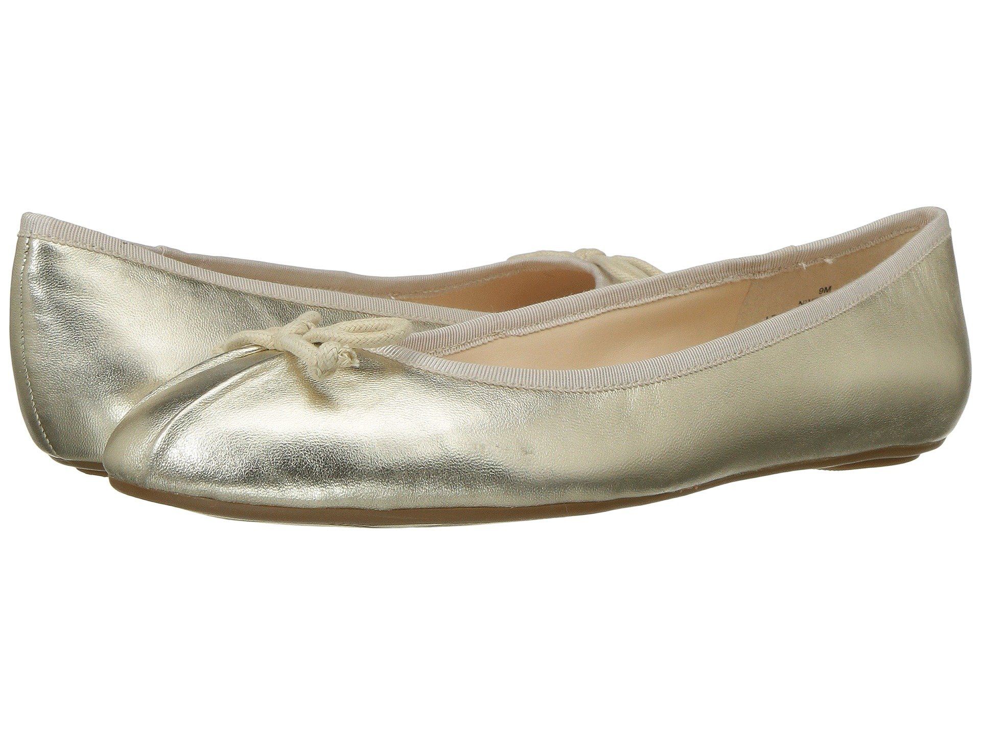 Baletas para Mujer Nine West Batoka Ballerina Flat  + Nine West en VeoyCompro.net