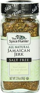 Spice Hunter Jamaican Jerk Blend, 2-Ounce Jar (Packaging May Vary)