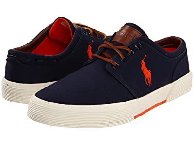 Polo Ralph Lauren Faxon Low (Navy) Men