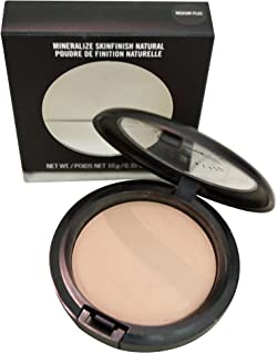 MAC Mineralize Skinfinish Natural - Medium Plus 10 g / 0.35 Ounce