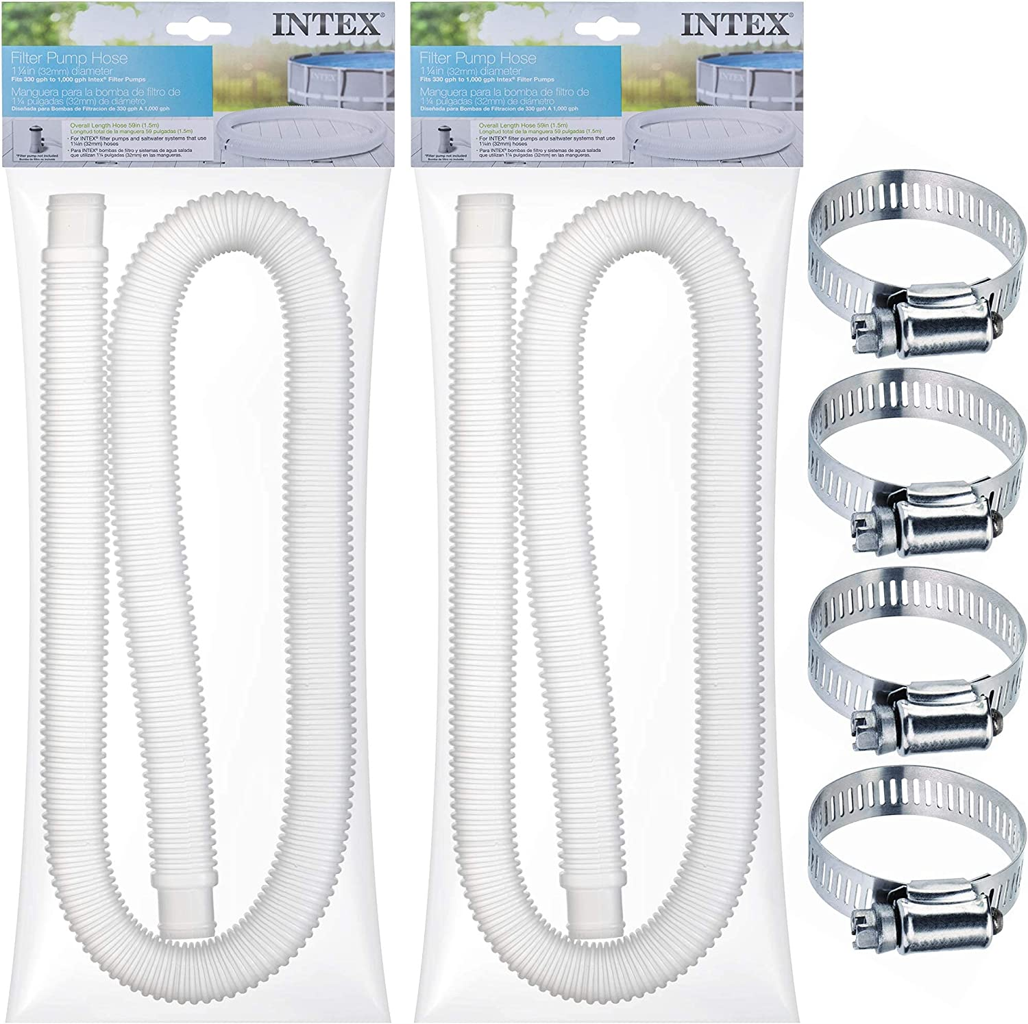 Pool Hose Replacement Kit Set 2 Finally popular brand New Shipping Free Shipping of Above for