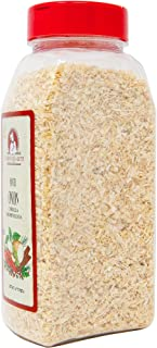 Minced Onion - 14 Oz, Premium Grade & Fleshly Packed - Chef Quality | Culinary Bulk Seasoning Spices (Minced)