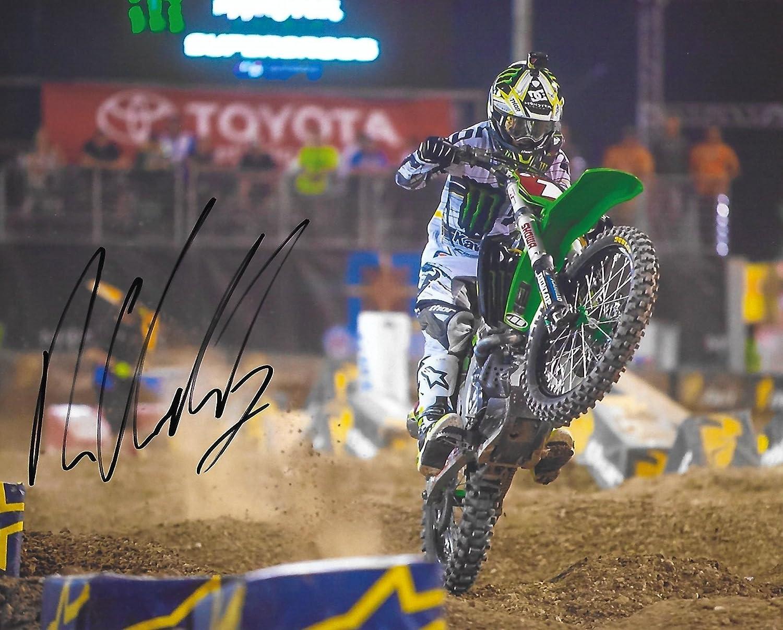 Finally resale start Ryan Bombing free shipping Villopoto Supercross Sign Motocross Freestyle