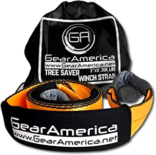 GearAmerica Tree Saver Winch Strap 3