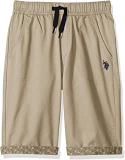 U.S. Polo Assn. Boys Pull-on Short Shorts