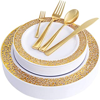 Best gold and silver table setting ideas Reviews